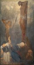 Gaetano Previati, Crocifissione