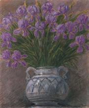 Gaetano Previati, Iris