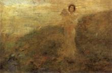 Gaetano Previati, La passeggiata
