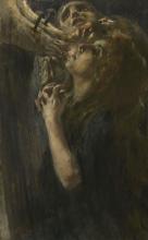 Gaetano Previati, Le tre Marie ai piedi della Croce