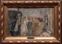 Gaetano Previati, Lo sposalizio | The wedding