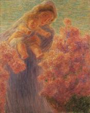 Gaetano Previati, Mammina | Mummy