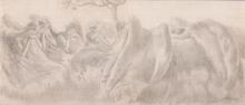 Gaetano Previati, Maternità | Maternity [1910 circa]