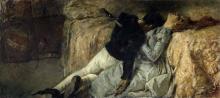 Gaetano Previati, Morte di Paolo e Francesca | Death of Paolo and Francesca