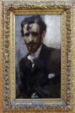 Gaetano Previati, Ritratto di Luigi Arrigoni