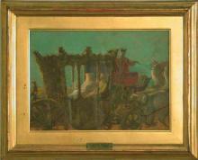 Gaetano Previati, Viaggio nell'azzurro