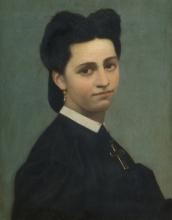 Puccinelli (attribuito a), Ritratto femminile.jpg