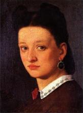 Puccinelli, Ritratto di signora