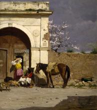Giovanni Battista Quadrone, Alt in Sardegna