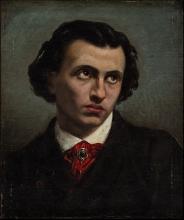 Giovanni Battista Quadrone, Autoritratto a diciott'anni
