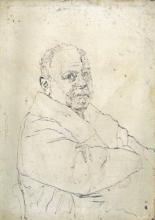 Giovanni Battista Quadrone, Autoritratto