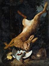 Giovanni Battista Quadrone, Cacciagione