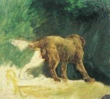 Giovanni Battista Quadrone, Cane da caccia