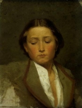 Giovanni Battista Quadrone, Giovane donna