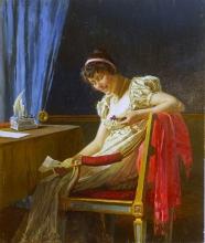 Giovanni Battista Quadrone, Il biglietto amoroso