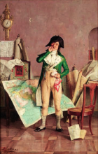 Giovanni Battista Quadrone, Il cartografo