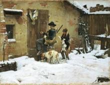 Giovanni Battista Quadrone, Il ritorno