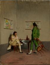 Giovanni Battista Quadrone, Il segreto