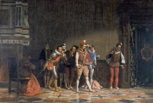 Giovanni Battista Quadrone, L'agguato