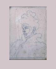 Giovanni Battista Quadrone, La moglie del pittore