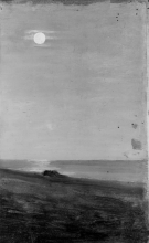 Giovanni Battista Quadrone, Luna sul mare