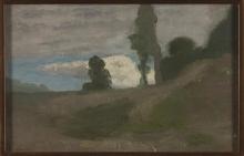 Giovanni Battista Quadrone, Paesaggio