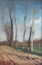 Giovanni Battista Quadrone, Paesaggio autunnale