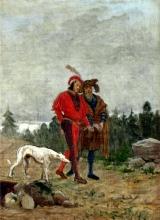 Giovanni Battista Quadrone, Paggi col cane