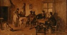 Giovanni Battista Quadrone, Per il quadro Fortune diverse