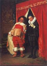 Giovanni Battista Quadrone, Presentazione di un bel tipo