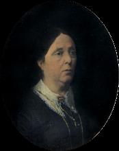 Giovanni Battista Quadrone, Ritratto di nobildonna
