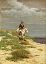 Giovanni Battista Quadrone, Sardo a cavallo