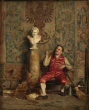 Giovanni Battista Quadrone, Soliloquio