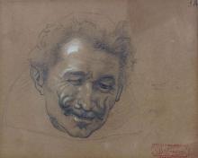 Giovanni Battista Quadrone, Studio di carattere