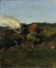 Giovanni Battista Quadrone, Studio in Sardegna