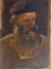 Giovanni Battista Quadrone, Studio per Marin Faliero