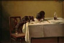 Giovanni Battista Quadrone, Sul tavolo