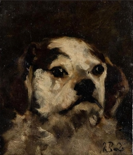 Giovanni Battista Quadrone, Testa di cane
