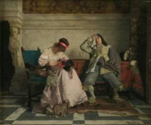 Giovanni Battista Quadrone, Uff, com'è dura