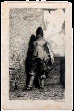 Giovanni Battista Quadrone, Vedetta