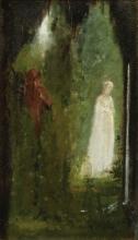 Daniele Ranzoni, Dante e Beatrice