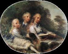 Daniele Ranzoni, I bambini Nevill