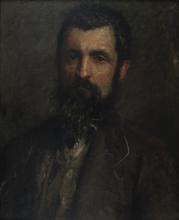 Daniele Ranzoni, Ritratto di Alessandro Orsenigo