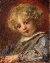 Daniele Ranzoni, Ritratto di Aristide Nicò