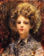 Daniele Ranzoni, Ritratto di Luigi Villa
