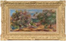 Renoir, Alberi (paesaggio di Cagnes) [cornice].jpg