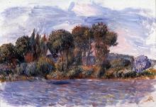 Renoir, Alberi sulla riva di un fiume.jpg