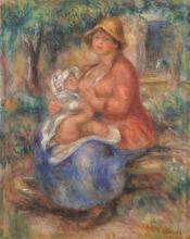 Renoir, Aline Renoir che allatta suo figlio Pierre.jpg