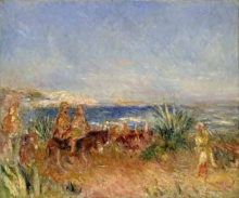 Renoir, Arabi sugli asini.jpg