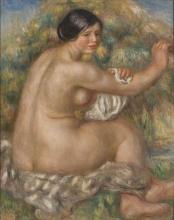 Renoir, Bagnante che si asciuga il braccio destro.jpg